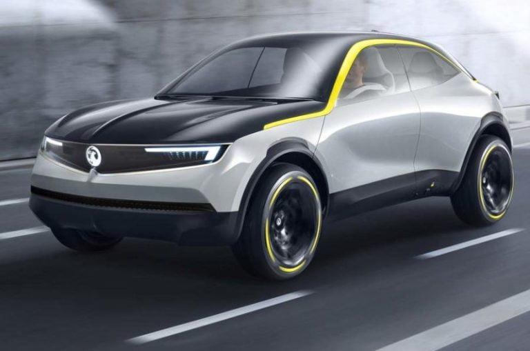 Gelecekten bir SUV: Opel GT X Experimental