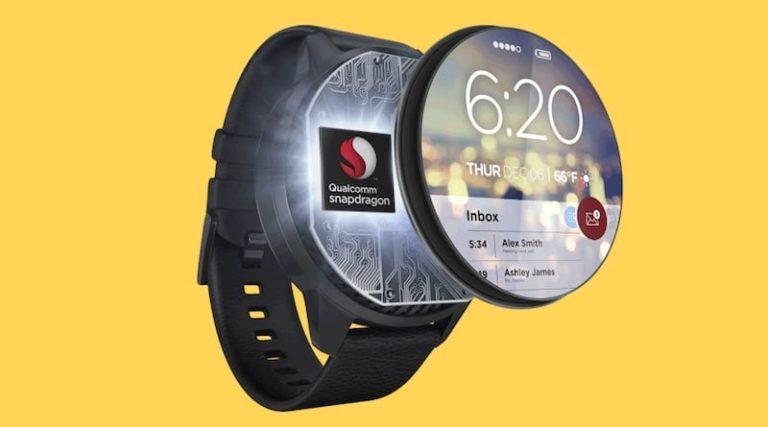 Qualcomm'dan akıllı saatlere yeni yongaseti