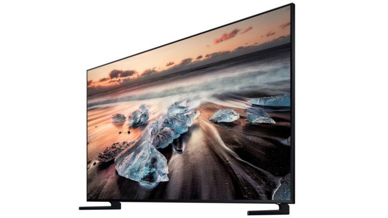Samsung 8K TV modellerini tanıttı!