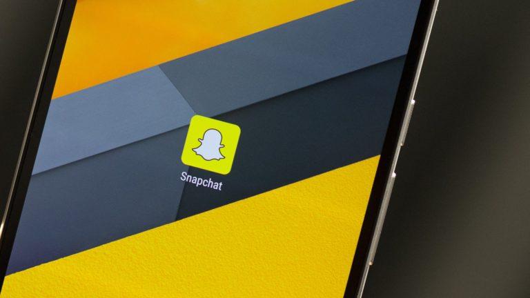 Snapchat Android'de yeni arayüzünü test ediyor!