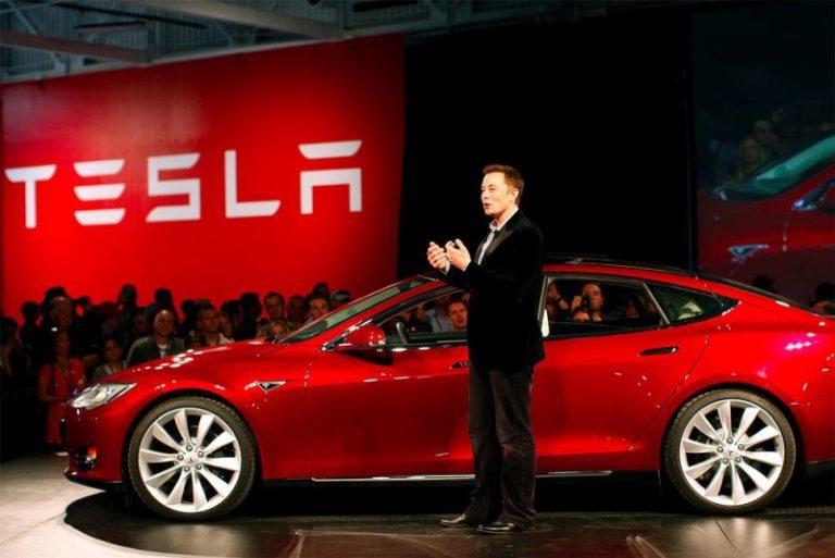 Tesla işleri yoluna koydu!