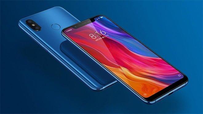 "Xiaomi Mi 8 ""title ="" Xiaomi Mi 8"