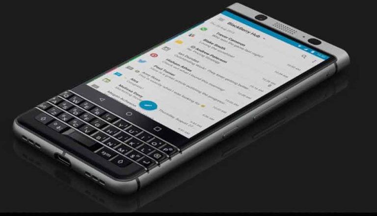 BlackBerry KEY2 LE için ilk paylaşımını yaptı