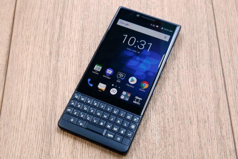 BlackBerry Key2 LE, IFA'da tanıtılacak