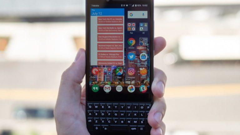 Blackberry KEY2 LE'nin render fotoğrafları sızdı