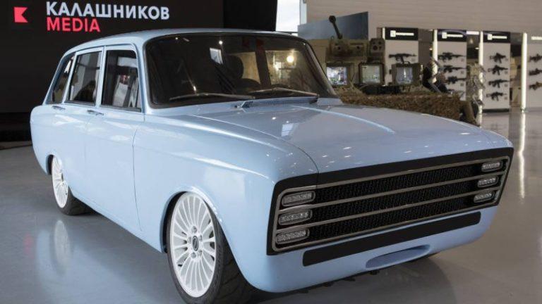 Kalaşnikof üreticisi elektrikli otomobil işine giriyor!