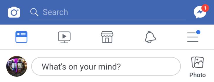 Facebook'un mobil uygulamasına önemli bir özellik geliyor