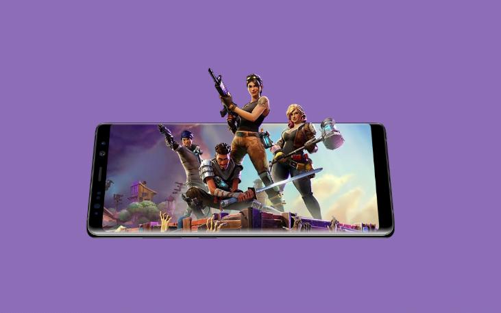 Fortnite Android betası başladı!