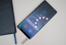 Galaxy Note 9 ve Galaxy Note 8 karşılaştırması