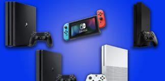 Nintendo Switch PlayStation 4 ve Xbox One