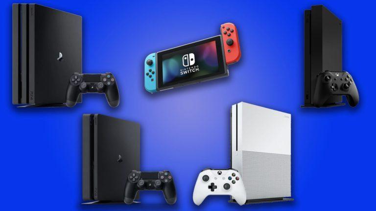 Nintendo Switch PlayStation 4 ve Xbox One karşı karşıya!
