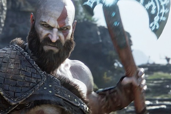 God of War 2 duyuruldu!