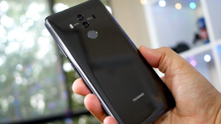 Huawei Mate 20 Lite cam tasarıma sahip olacak!
