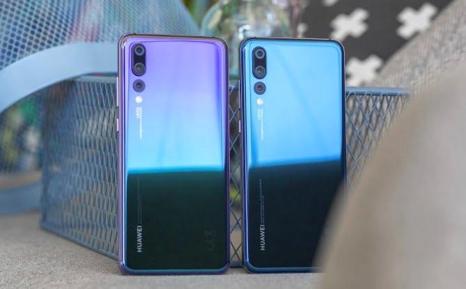 Huawei P20 Pro için 2 yeni renk seçeneği geliyor
