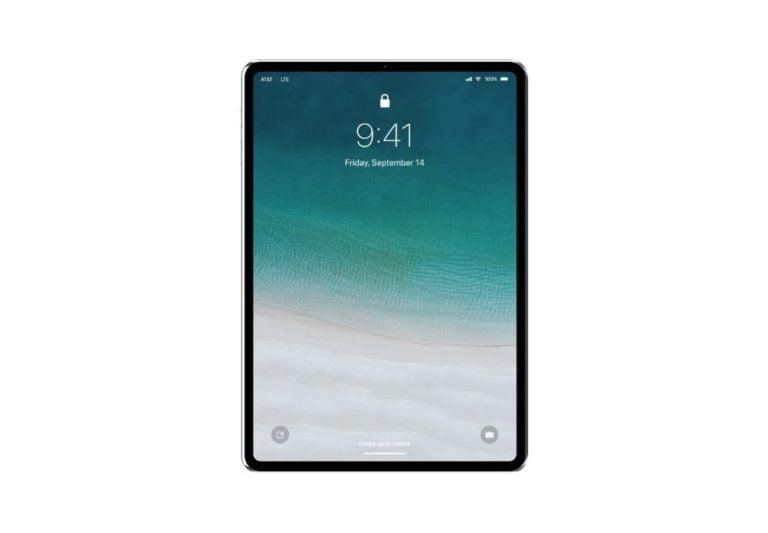 Apple 2018 iPad Pro'yu sızdırdı!