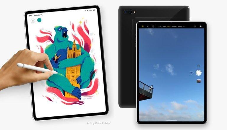 iPad 2018 modelleri çentikli tasarıma sahip olmayacak