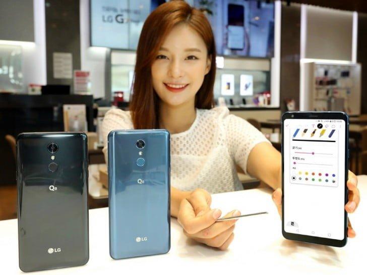 Uygun fiyatlı LG Q8 2018 tanıtıldı!