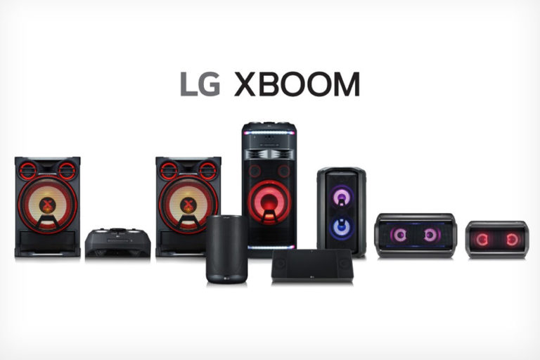 LG, XBOOM WK7 ve WK9 ile fark yaratacak