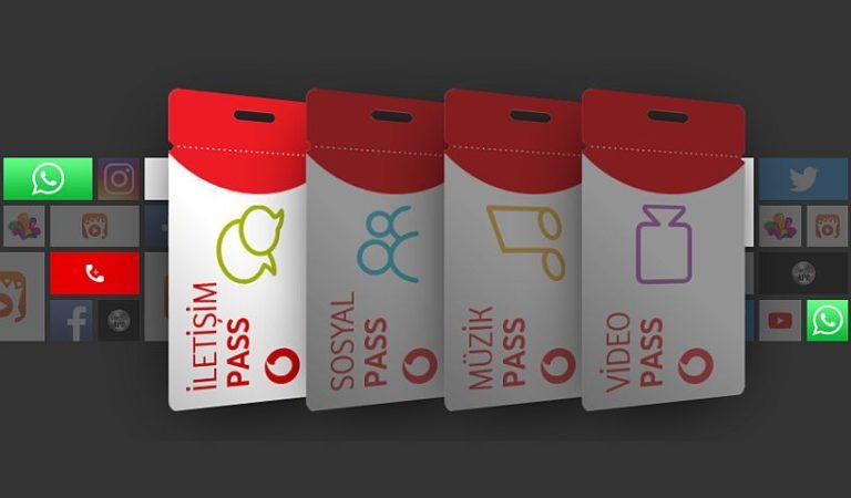 Vodafone Red 'lilere 440 Milyon TL'lik ayrıcalık