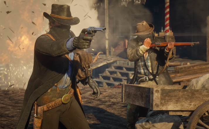 Red Dead Redemption 2 için ilk oynanış videosu yayınlandı