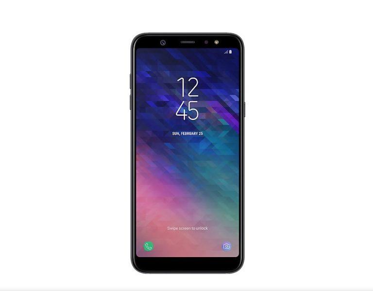 Samsung Galaxy A6 Plus'ta ekranı ikiye bölerek birden fazla uygulama çalıştırma