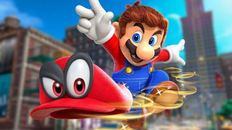 Super Mario Bros filmi için geri sayım devam ediyor
