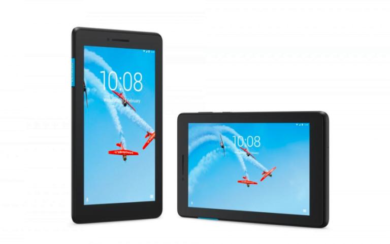 Lenovo'dan sudan ucuz tablet; Tab E7!