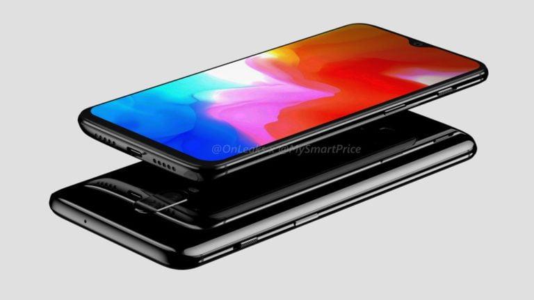 OnePlus 6T'nin batarya kapasitesi belli oldu