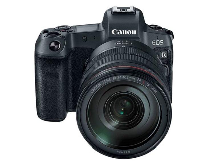 Canon EOS R: Canon'un ilk aynasız full frame makinesi duyuruldu