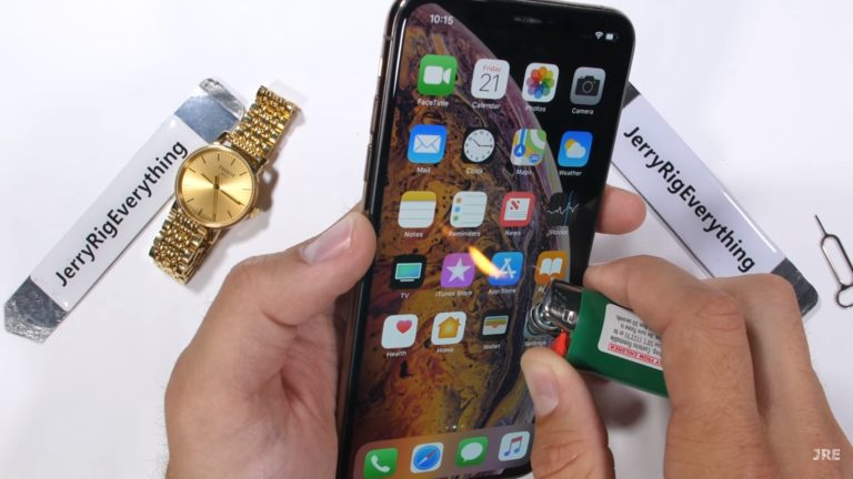 iPhone Xs Max ne kadar dayanıklı? İşte eziyet tadında dayanıklılık testi!