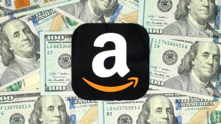 Amazon'un değeri 1 trilyon dolar oldu!