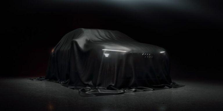 Audi e-tron SUV Los Angeles'a gün sayıyor!