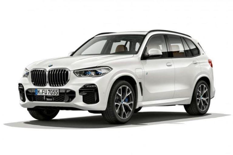 Yeni BMW X5 için plug-in hybrid eklentisi açıklandı!