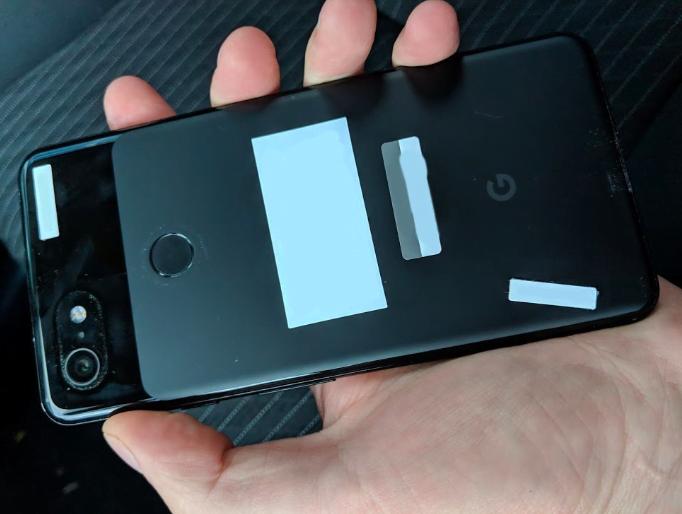 Google Pixel 3 XL bir kez daha ortaya çıktı