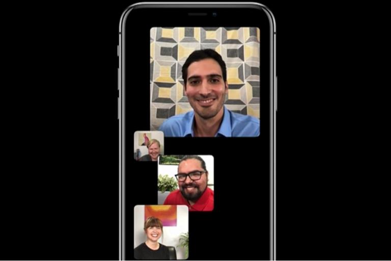 FaceTime grup görüşme özelliği iOS 12.1 ile yolda