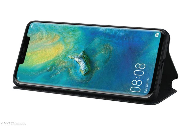 Huawei Mate 20 Pro en net haliyle sızdırıldı!