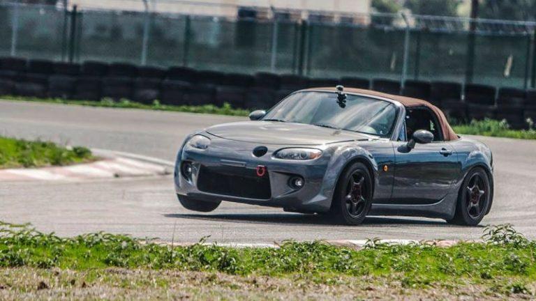 Mazda MX-5 Nürburgring Pisti'nde rekor kırdı!