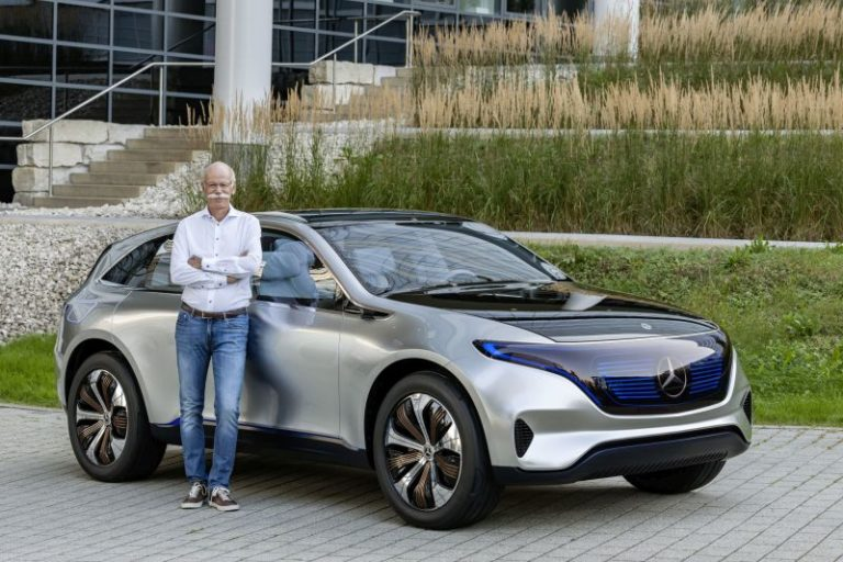 Mercedes-Benz elektrikli otomobiller konusunda iddialı!
