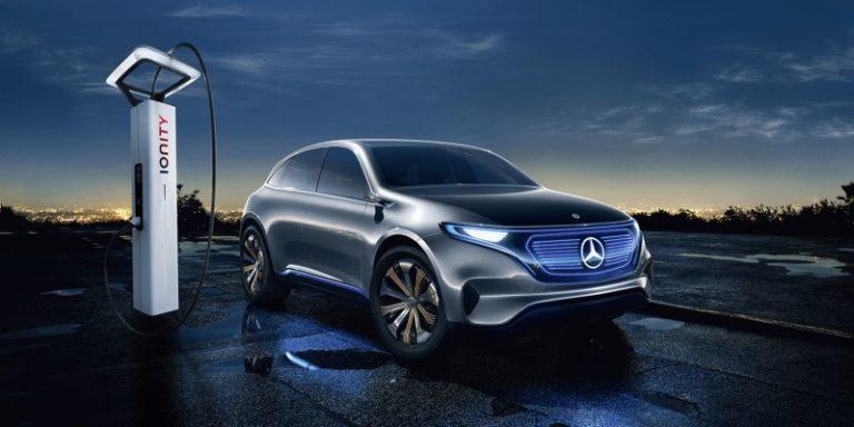 Mercedes-Benz EQC SUV'un dünya prömiyeri Stockholm'da gerçekleştirildi!