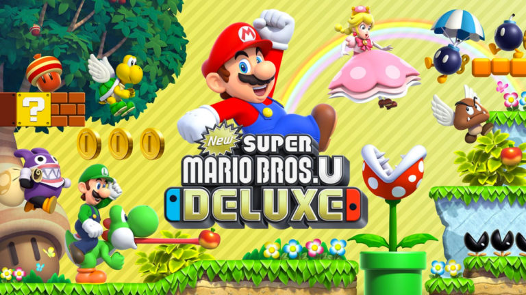 Nintendo Switch için New Super Mario Bros. U Deluxe geliyor!