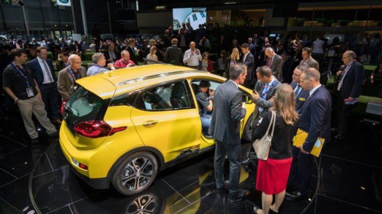 Opel de Paris Motor Show'a katılmayacak!