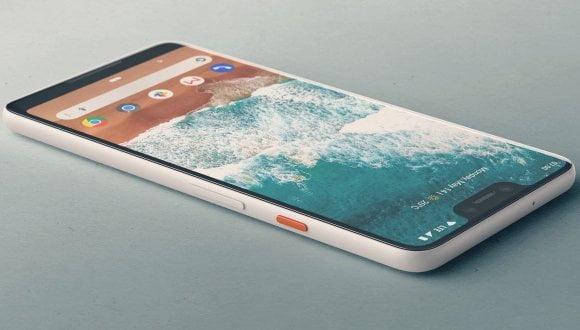 Google Pixel 3 XL'ın bu kez de arayüzü gözüktü