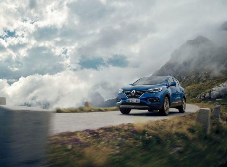 Renault Kadjar SUV segmentindeki konumunu güçlendiriyor!