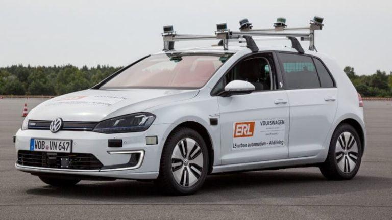 Volkswagen otonom teknolojilerde ittifak arayışına girdi!