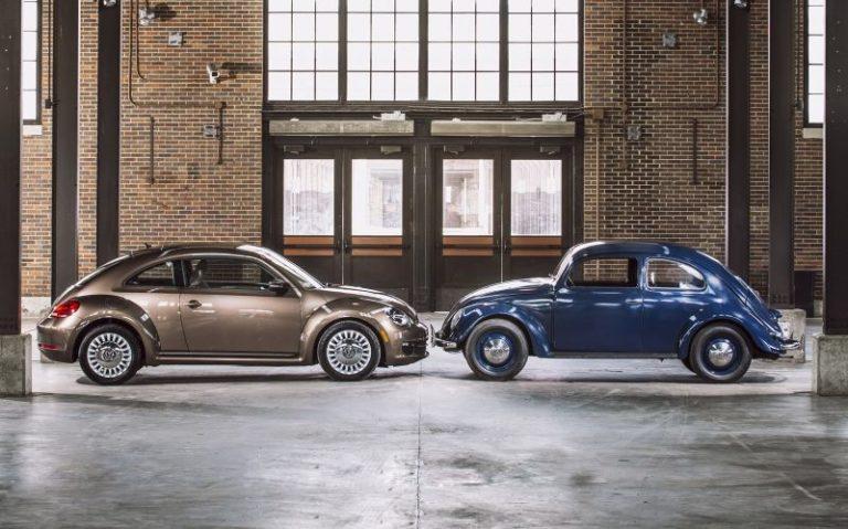 Volkswagen Beetle tarih oluyor!