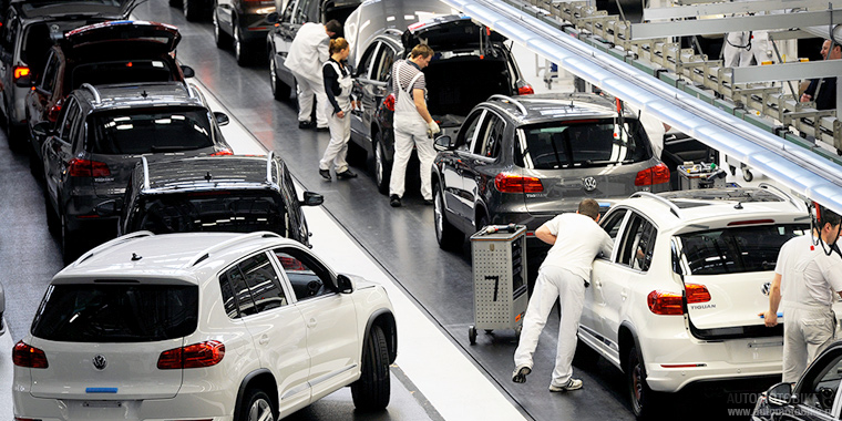 Volkswagen Group Afrika'yı gözüne kestirdi!