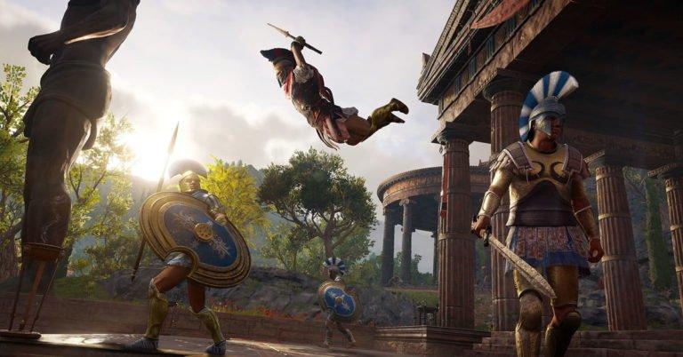 Assassins Creed Odyssey çıkış videosu yayınlandı