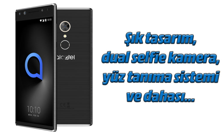 Alcatel 5 akıllı telefon – Video inceleme – Tasarım ve fiyatıyla fark yaratıyor