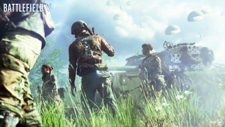 Battlefield 5 için yeni tanıtım videosu