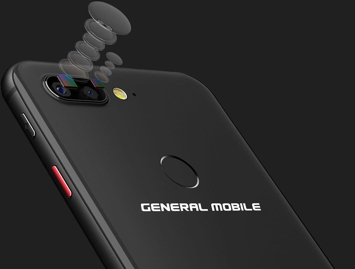 General Mobile GM 9 Pro kamera özellikleri
